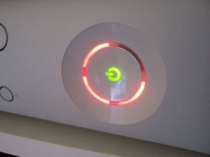 Red Ring Of Death (RROD)